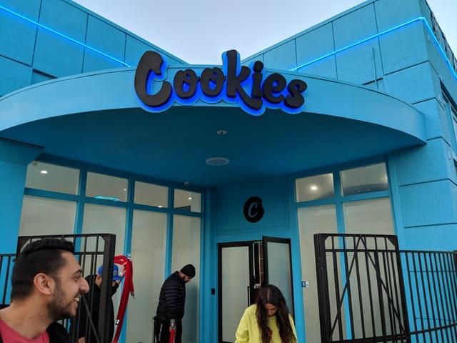 cookies carts